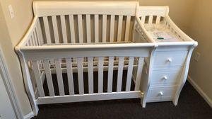 Sorelle Princeton Elite Crib and Changer for Sale in Greensboro, NC