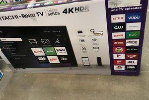 "Hitachi 50"" Smart Tv 50 for Sale in Torrance, CA"