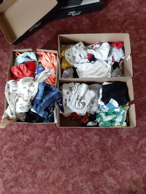 Baby boy clothes for Sale in Grafton, OH