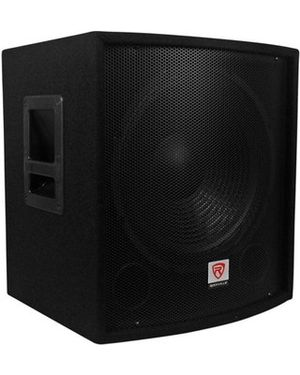 "Rockville SBG1158 15"" 800 Watt Passive Pro DJ Subwoofer. for Sale in Chicago, IL"