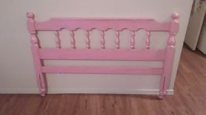 Pink Full Size Headboard for Sale in San Angelo, TX