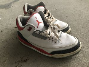 Air Jordan's retro 3 for Sale in West Palm Beach, FL
