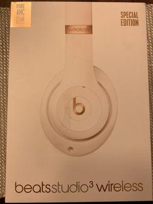Beats Studio3 Wireless Special Edition for Sale in Modesto, CA