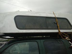 Designer camper shell fits midsize truck for Sale in Modesto, CA