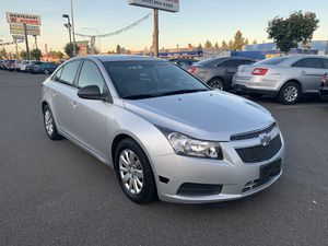 2011 Chevy Cruze automatic for Sale in Tacoma, WA