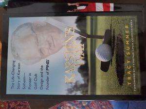 Hardback Golf/Life Analogy Books for Sale in New Kent, VA