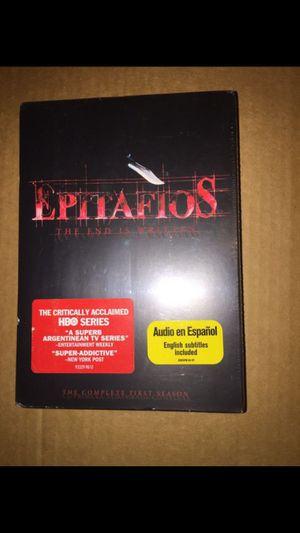dvd epitafios season 1 hbo brand new for Sale in Los Angeles, CA