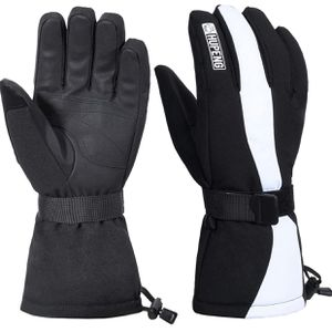 Mens Ski Gloves, Waterproof & Windproof Winter Snowboard Gloves With Wrist Leashes, Nylon Shell, Thermal Insulation for Sale in Rancho Cucamonga, CA