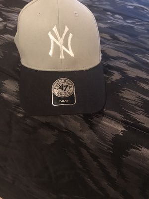 Yankee MLB Forty Seven Brand baseball cap for Sale in Deltona, FL