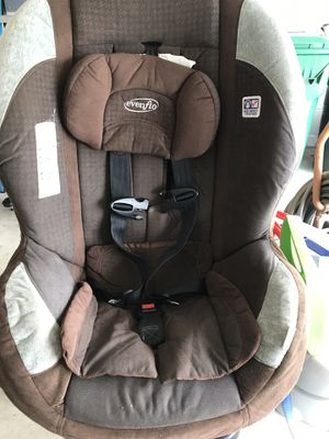 Evenflo car seat, rear or forward for Sale in Port St. Lucie, FL
