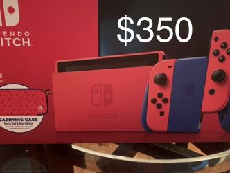 Brand New Limited Edition Nintendo Switch - Price Is Firm for Sale in Arlington,  VA