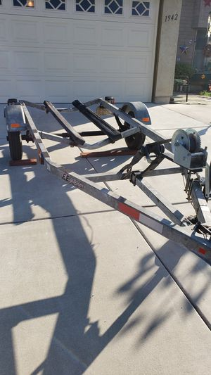 FE Galvanized Jetski Trailer, waverunner, seadoo, kawasaki for Sale in San Diego, CA