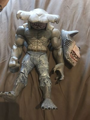 Dc multiverse action figure King Shark collect and connect for Sale in South Gate, CA