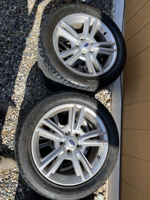 5 lug rims /tires for Sale in Kennewick, WA