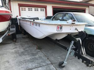 Olympian fishing boat for Sale in Vallejo, CA