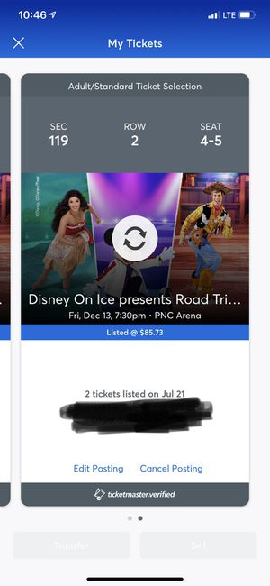Disney on Ice for Sale in Smithfield, NC
