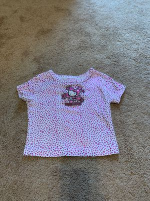 3T hello kitty top for Sale in Medford, NJ
