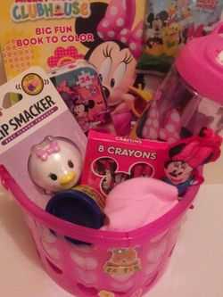 Minnie Mouse Gift Basket for Sale in Newport News,  VA