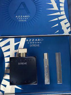 Azzaro Chrome Extreme Fragrance Set for Sale in Granite City,  IL