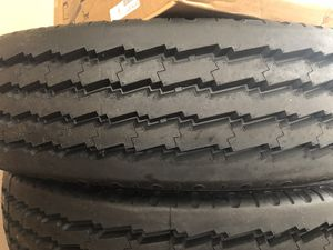 Trailer tires 11r22.5 for Sale in Hialeah, FL