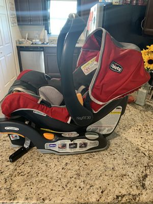 Chicco KeyFit 30 Baby Car Seat for Sale in Ocala, FL