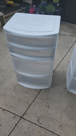 Storage dresser drawers for Sale in MIDDLEBRG HTS, OH