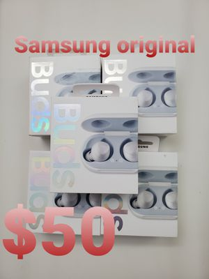 Samsung galaxy buds original for Sale in Rancho Cucamonga, CA