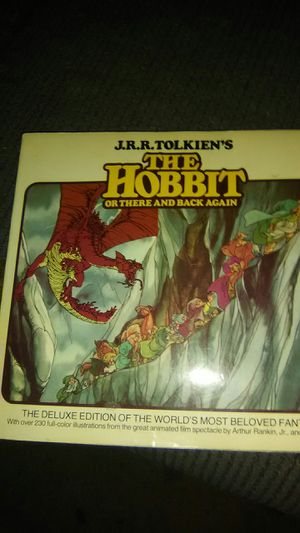 The Hobbit There and Back for Sale in Peoria, AZ