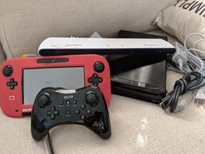 Nintendo Wii U with 21 Games for Sale in Roanoke, TX