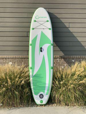 Paddle Board Inflatable + Kayak (2 in 1) for Sale in Herriman, UT