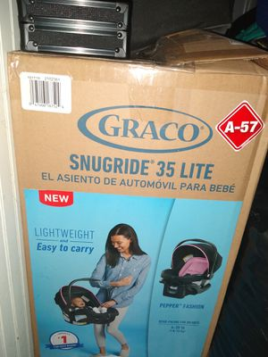 GRACO brand new car seat for Sale in East Jordan, MI