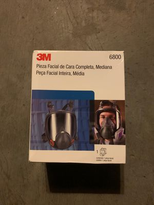 Full Face respiratory mask for Sale in Compton, CA