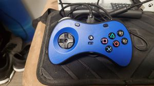 Lightly used powera ps4 controller for fighting games for Sale in Pompano Beach, FL