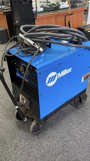 Miller welder Dialarc 250 AC/DC for Sale in Garden City, MI