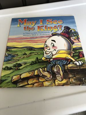 May I See the King - Hard back Book for Sale in Kailua, HI