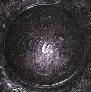 Coca Cola Party Bowl for Sale in Farmerville, LA