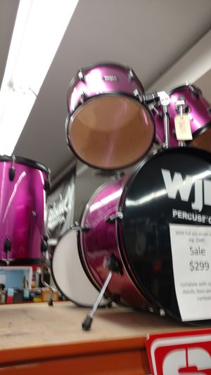 Drum set blowout for Sale in Gaithersburg, MD