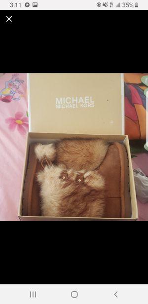 Michael Kors toddler girl boots for Sale in Philadelphia, PA