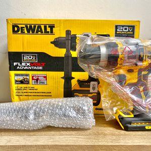 DeWalt Hammer Drill 3 Speed 999 Version Flexvolt for Sale in Houston, TX