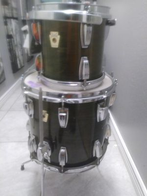Drum set drums .. Tom toms ludwig for Sale in Denver, CO