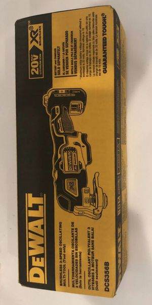 Dewalt Xr multi tool for Sale in Meriden, CT