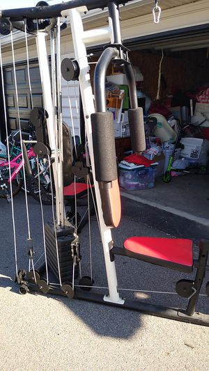Weilder 4250 home gym for Sale in Hilliard, OH
