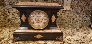 Antique Mantel Clock - Made by Beth Thomas Clock Co. for Sale in Fort Lauderdale, FL