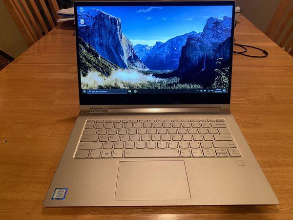 Lenovo Yoga c930 4k Laptop