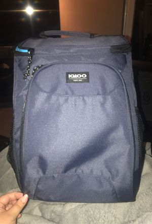 Igloo cooler backpack for Sale in Advance, NC