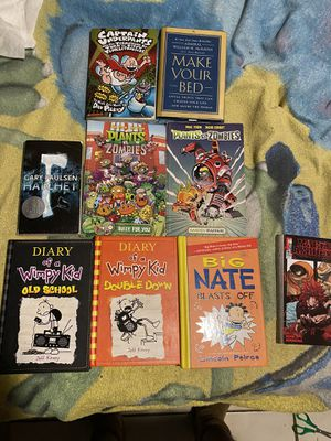 Books Fun To Read all for 55$ for Sale in Chicago, IL