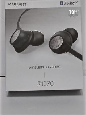 Reduced!!Mercury Innovations R1070 Wireless Earbuds for Sale in Tampa, FL