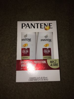 Pantene Shampoo and Conditioner Set for Sale in East Point, GA
