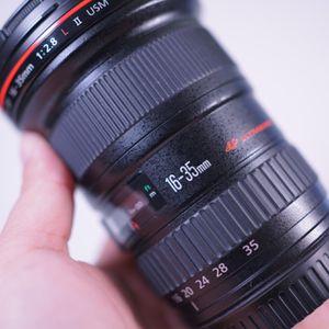 Canon 16-35mm f/2.8 Mark II Canon EF for Sale in San Jose, CA