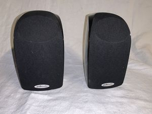 Polk Audio Small Bookshelf Speakers for Sale in Los Angeles, CA